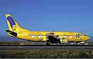 25 Cool Aircraft Paint Jobs
