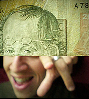 25 Clever Money Face Replacements