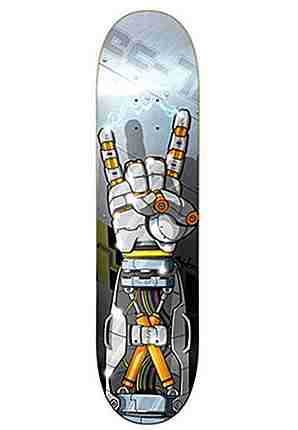 25 dessins de skateboard Insane