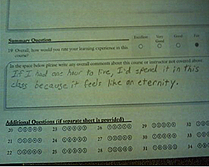 25 Hilarious Test Answers By Students