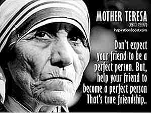 25 Inspirerende Mother Teresa Quotes
