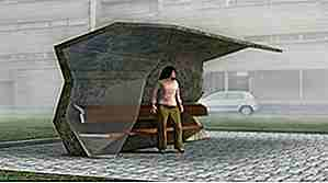 25 Amazing Bus Stop Concepts